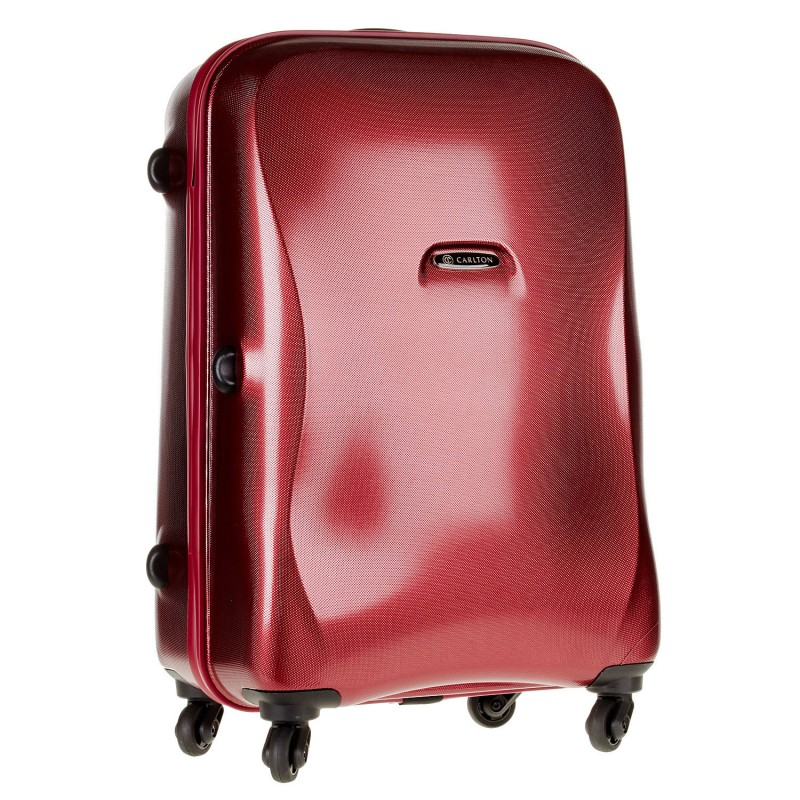 Carlton ALBA II Spinner Trolley Case 79cm (Cherry red)