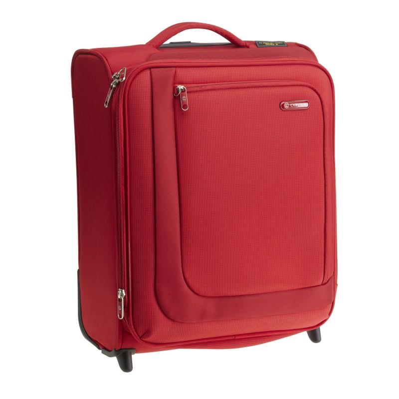 Carlton CLIFTON Expandable Trolley Case 50cm (červený)