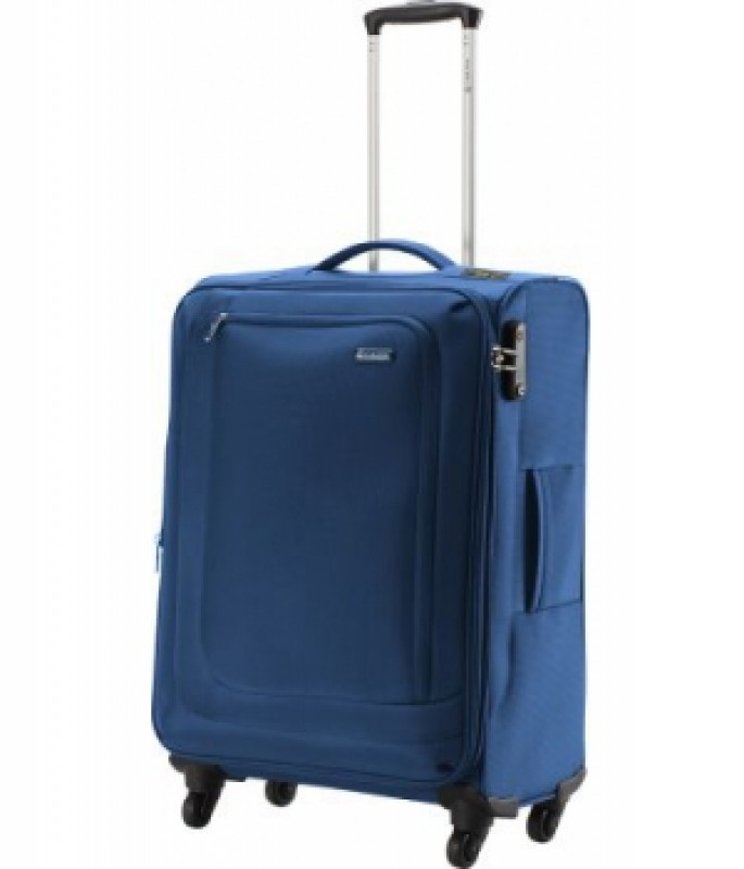Carlton CLIFTON Spinner Trolley Case 55cm (modrý)