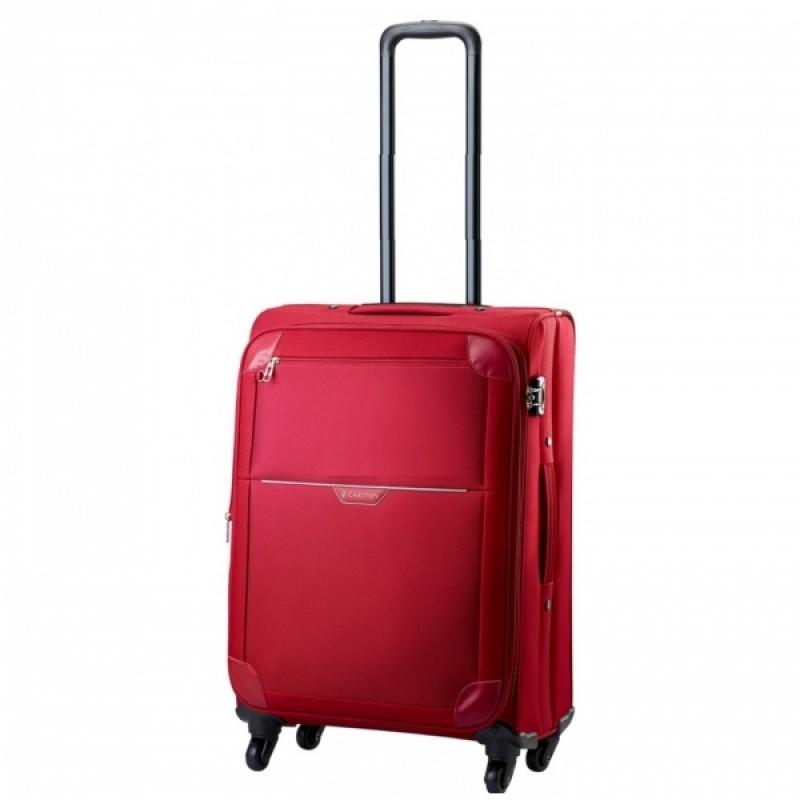 Carlton POLARIS Spinner Trolley Case 55cm (červený)