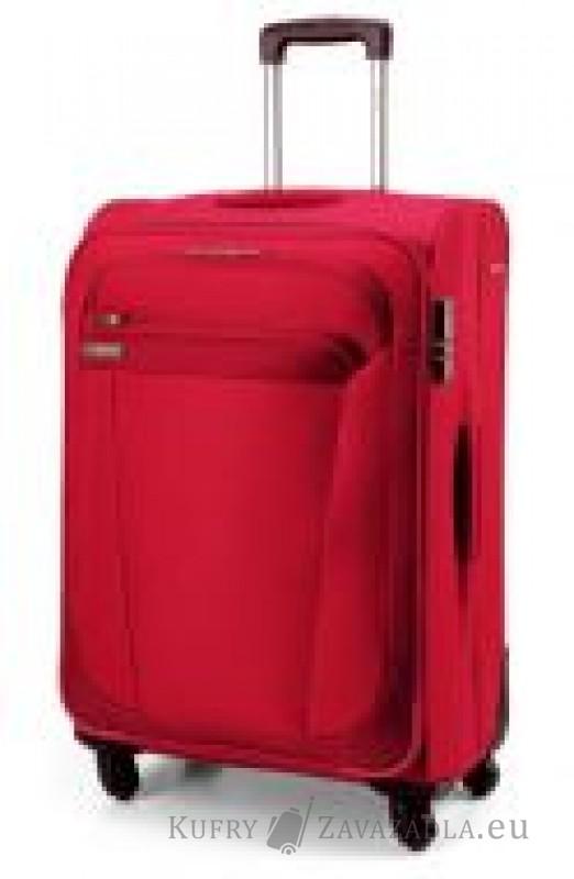 Carlton MISHA Spinner Trolley Case 80cm (červená)