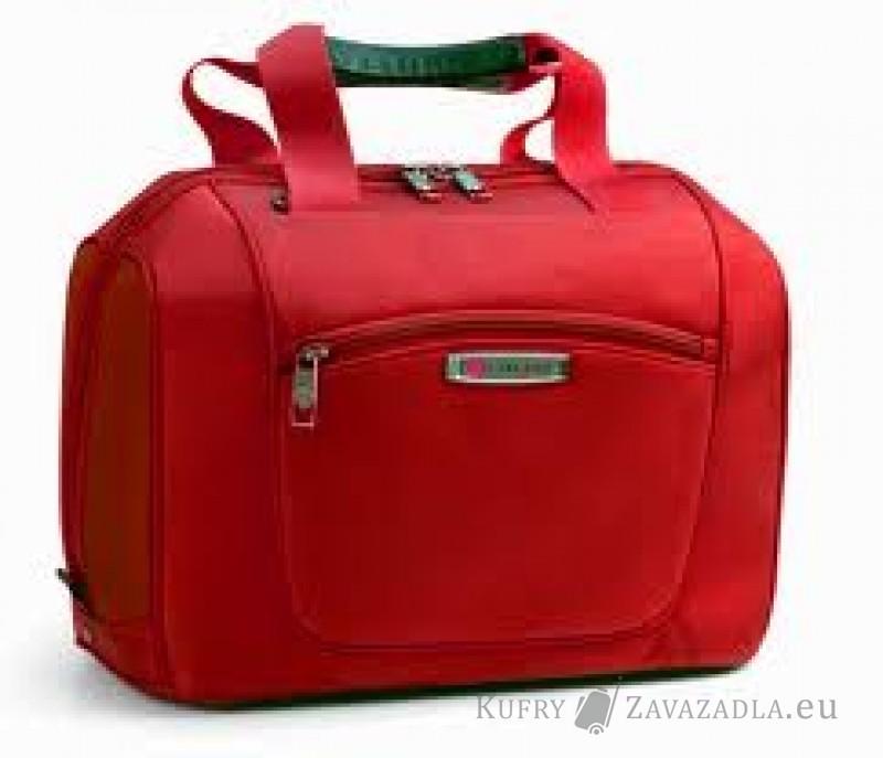 Carlton MISHA kosmetický kufřík (červený)