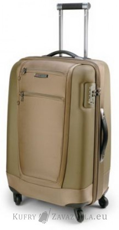 Carlton MISHA Spinner Trolley Case 68cm (bronzová)