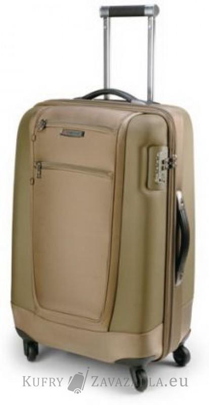 Carlton MISHA Spinner Trolley Case 55cm (bronzová)