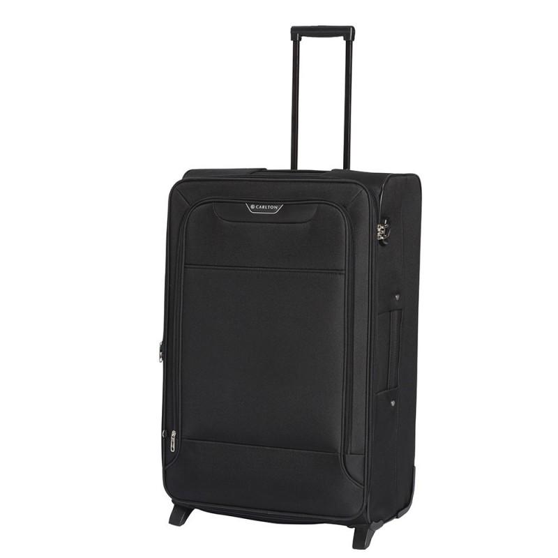 Carlton ROMA Expandable Trolley Case 65cm (černý)