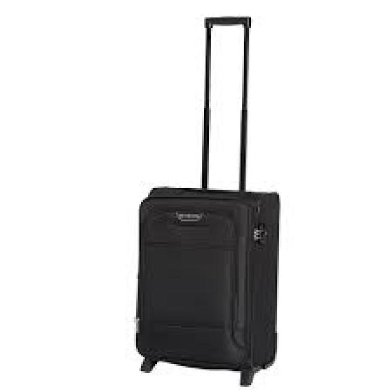 Carlton ROMA Expandable Trolley Case 55cm (černý)