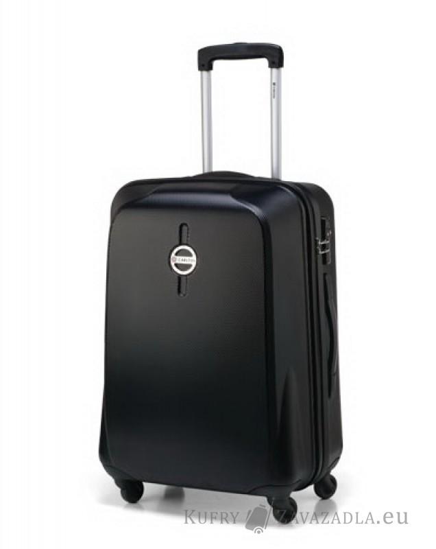 Carlton ECLIPSE Spinner Trolley Case 65cm (černá)