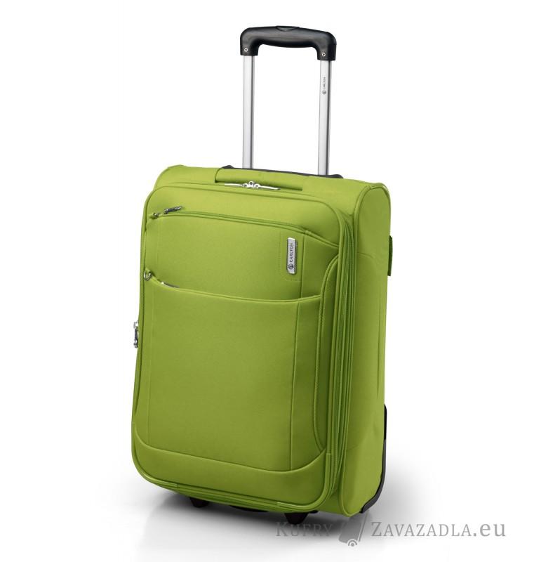 Carlton OASIS Expandable Trolley Case 55cm (limetková)