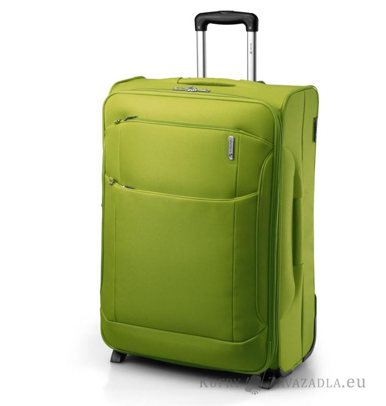 Carlton OASIS Expandable Trolley Case 65cm (limetková)