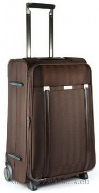 Carlton ASCOT Expandable Trolley Case 50cm (čokoládová)