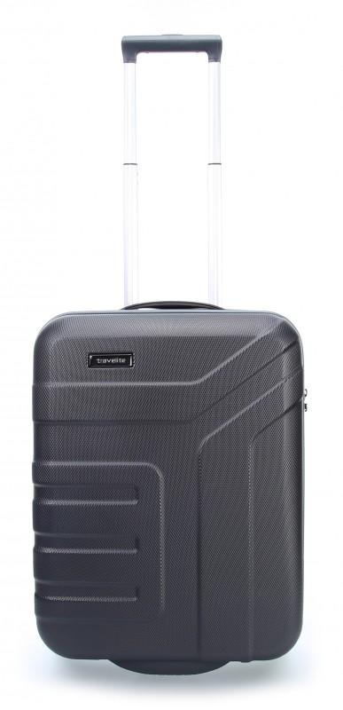 Travelite VECTOR Moderní kufr na dvou kolečkách 55 cm (Anthracite)