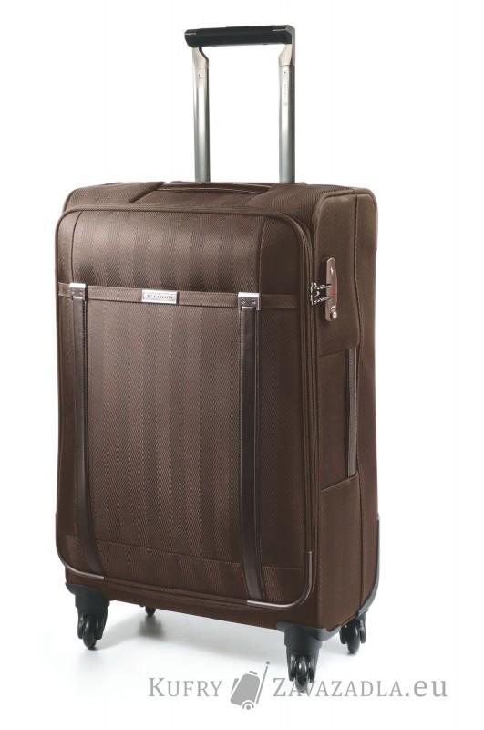 Carlton ASCOT Spinner Trolley Case 78cm (čokoládová)