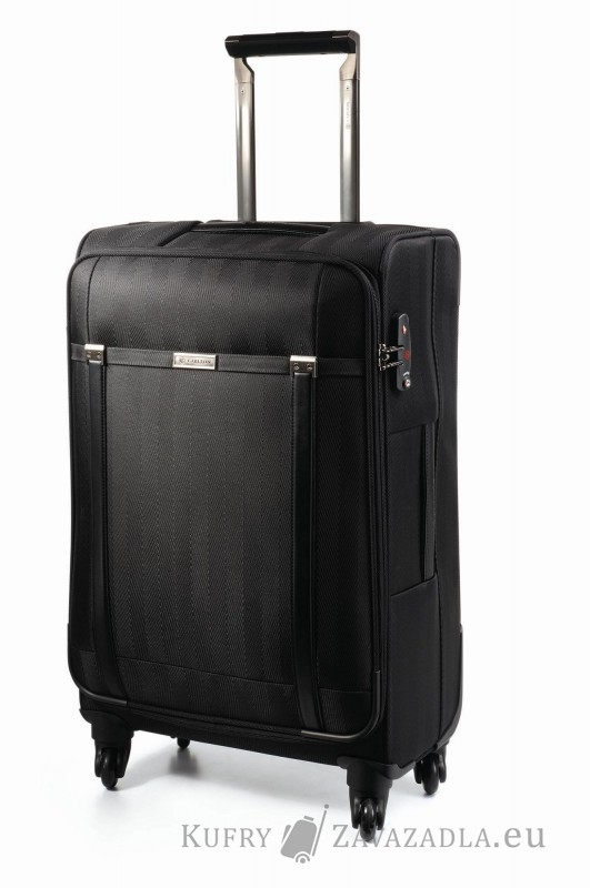 Carlton ASCOT Spinner Trolley Case 78cm (černý)