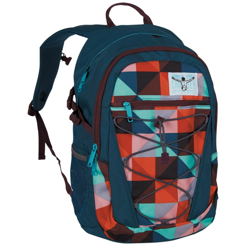 Chiemsee HERKULES Studentský batoh na NTB 15 - Magic triangle