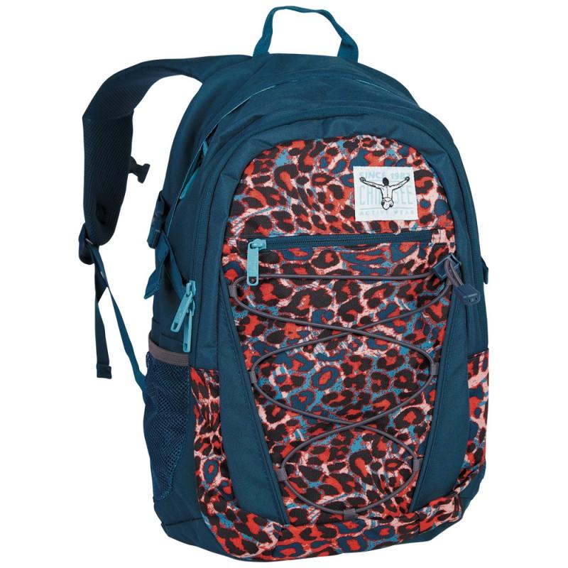 Chiemsee HERKULES Studentský batoh na NTB 15 - Mega flow blue