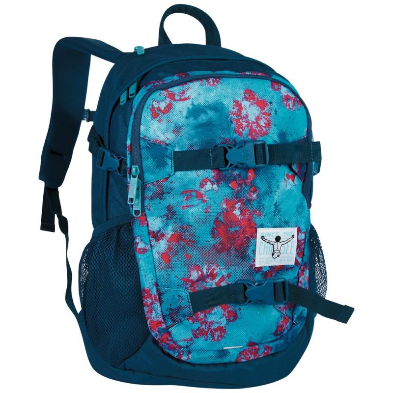 Chiemsee W16 Studentský batoh na NTB 15 - Dusty flowers ... 12625ea4e3