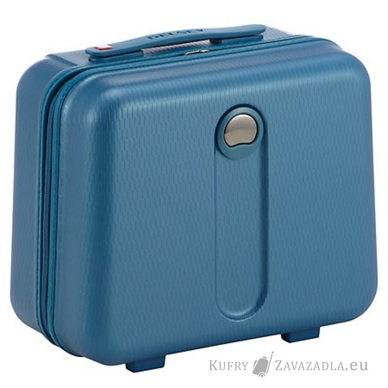 Delsey HELIUM Kosmetický kufřík (modrý)