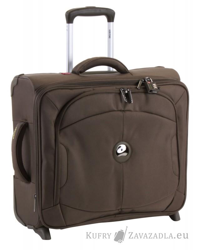 Delsey U-LITE Kabinový horizontální kufr expandable 2 kolečka (iquana)