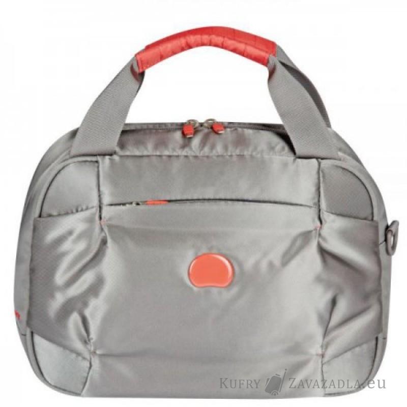 Delsey FOR ONCE Kosmetický kufřík (stříbrněšedá)