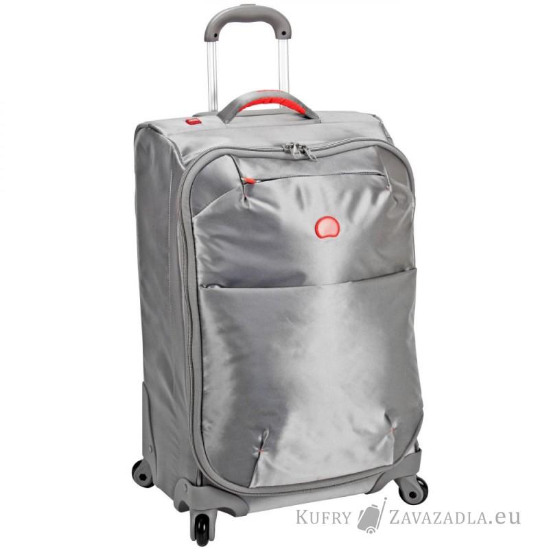 Delsey FOR ONCE Kufr trolley 4 kolečka 68 cm (stříbrněšedá)