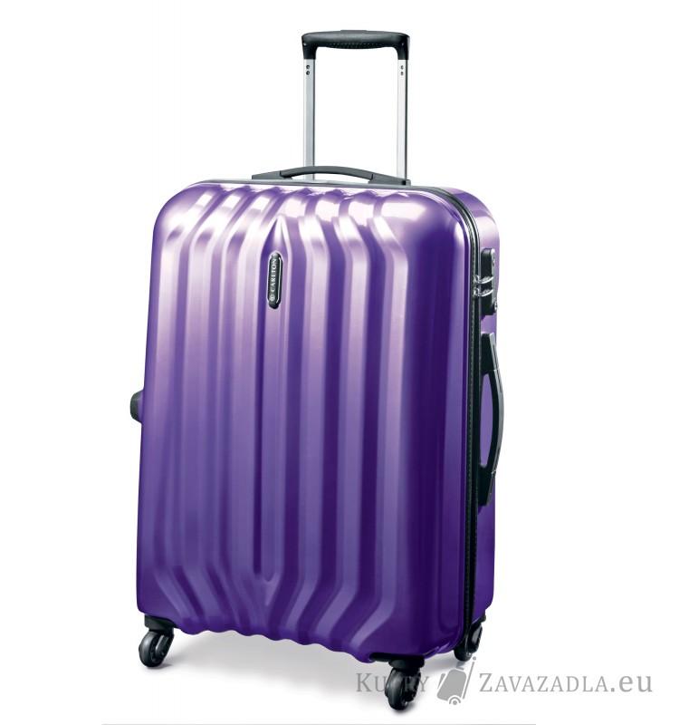 Carlton SONAR Spinner Trolley Case 55cm (fialový)