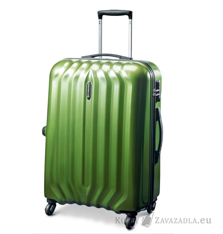Carlton SONAR Spinner Trolley Case 67cm (zelený)