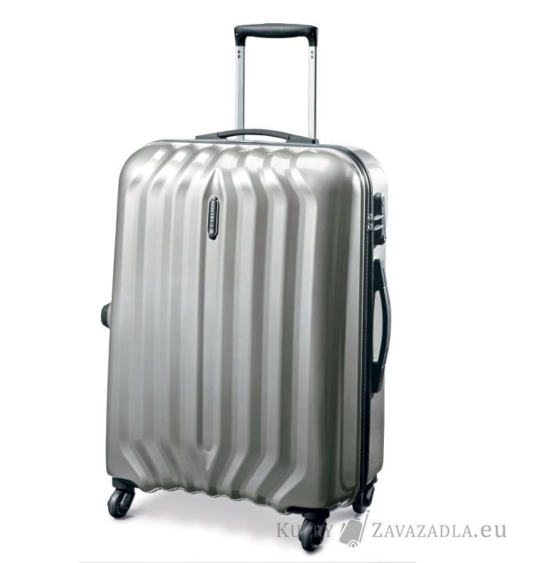 Carlton SONAR Spinner Trolley Case 67cm (stříbrný)