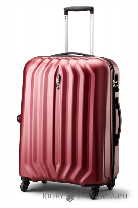 Carlton SONAR Spinner Trolley Case 79cm (červený)