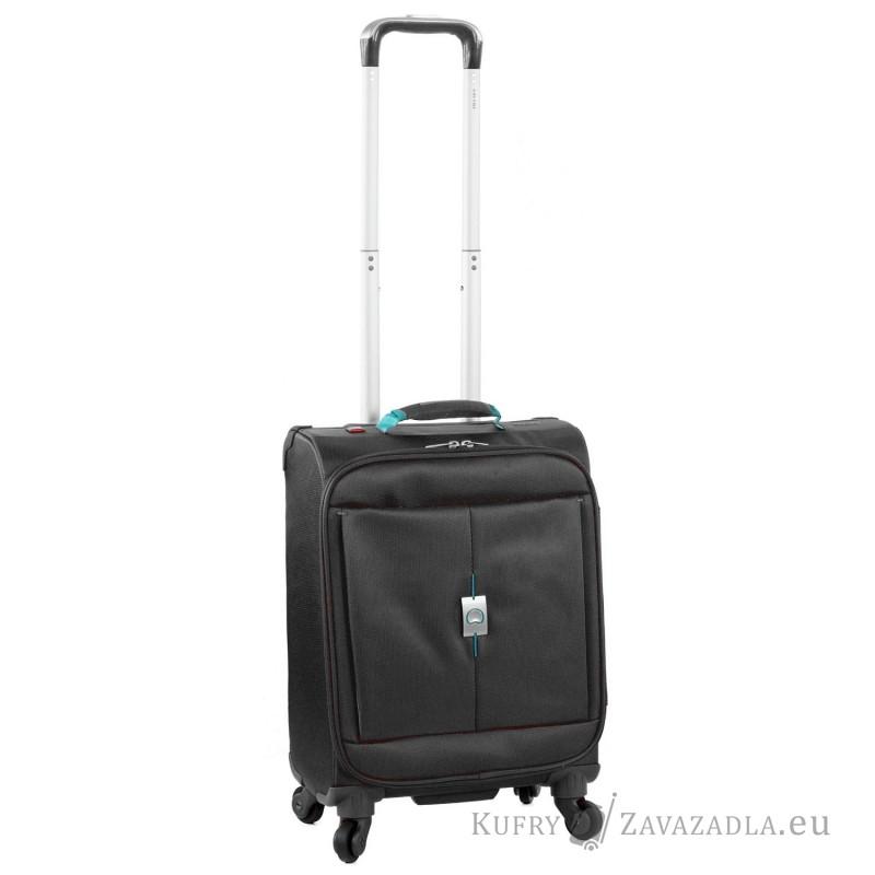 Delsey PASSAGE Kabinový kufr 4 kolečka 53 cm (šedý)