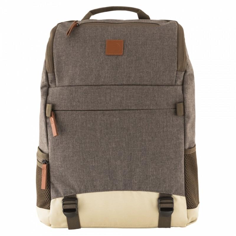 Delsey MAUBERT Lehký batoh na PC 14 - šedý