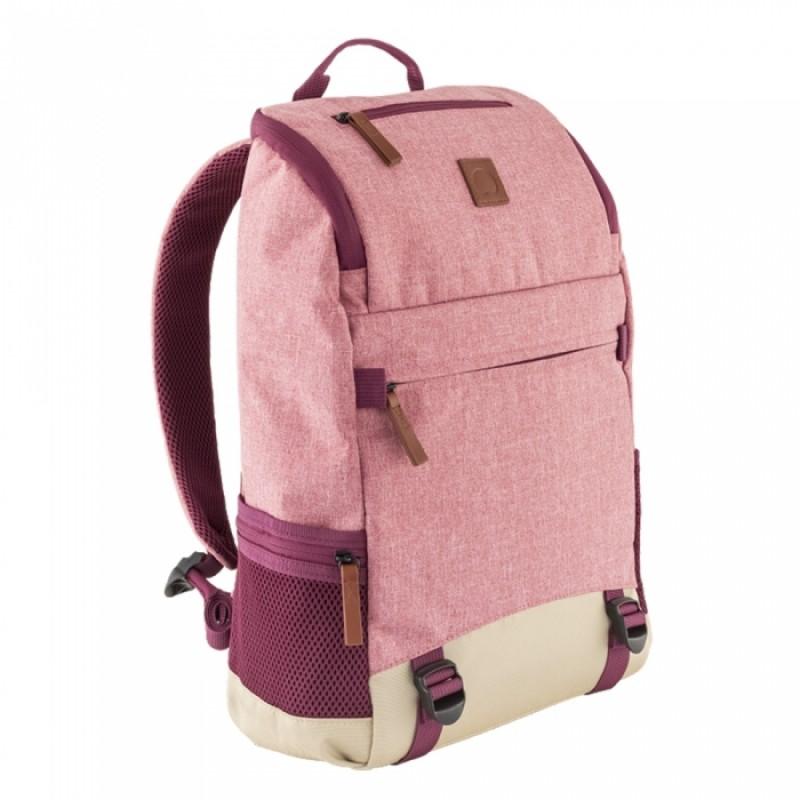 Delsey MAUBERT Lehký batoh na PC 14 - růžový