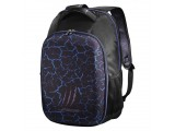 uRage CYBERBAG ILLUMINATED Batoh pro notebook, NTB 17,3 (Black)