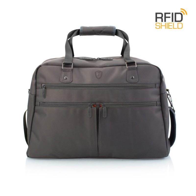 Heys HILITE MULTI-ZIP Elegantní palubní taška (Grey)