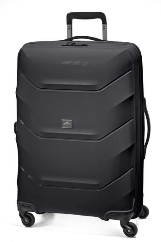 March VIENNA Kabinové zavazadlo 55cm (Black)