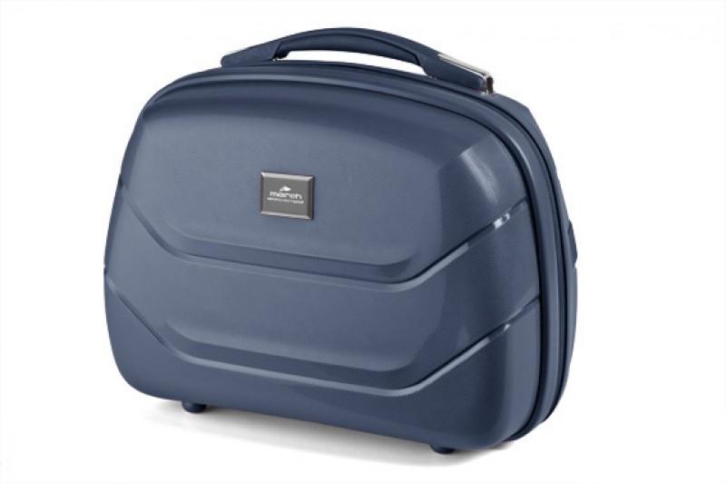 March VIENNA Kosmetický kufřík (Blue)