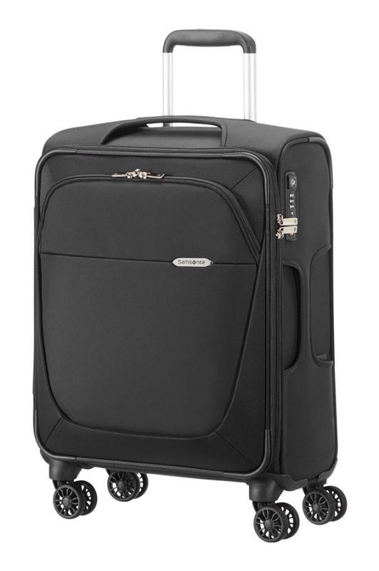 Samsonite B-LITE 3 Spinner 4kolečkový kabinový kufr 55cm (Black)