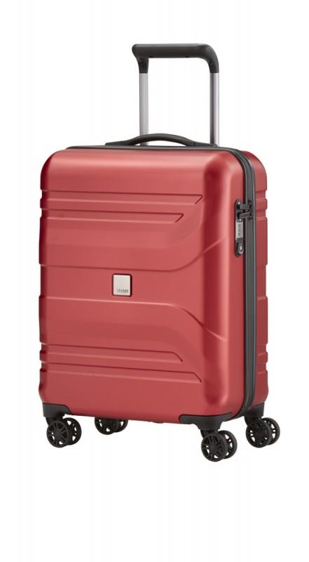 Titan PRIOR Exkluzivní palubní zavazadlo 55cm (Sunset Red)