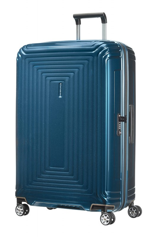 Samsonite Spinner 75/28 Neopulse Metalic Blue