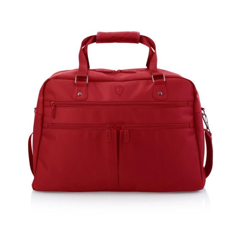 Heys HILITE MULTI-ZIP Elegantní palubní taška (Red)