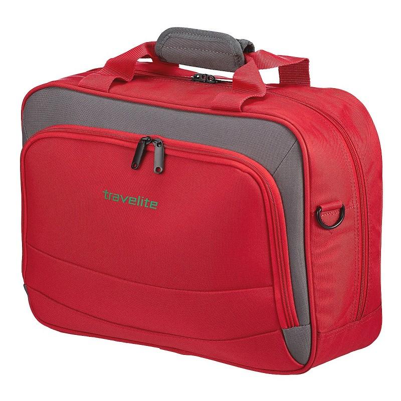 Travelite GARDA Palubní taška (Red/Anthracite)