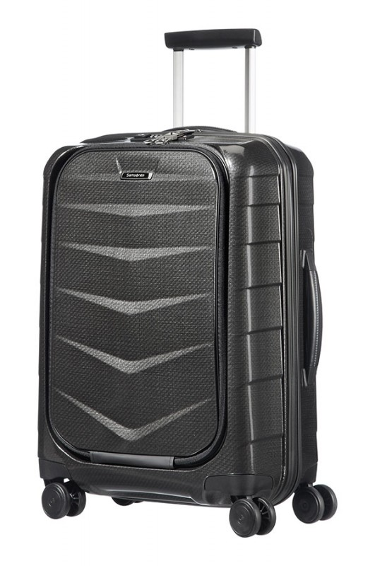 Samsonite LITE-BIZ, Spinner, 55 cm (Black)