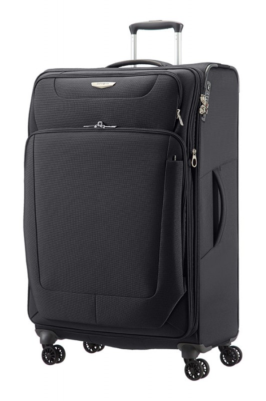 Samsonite SPARK Rozšiřitelný kufr na 4kolečkách 79cm (Black)