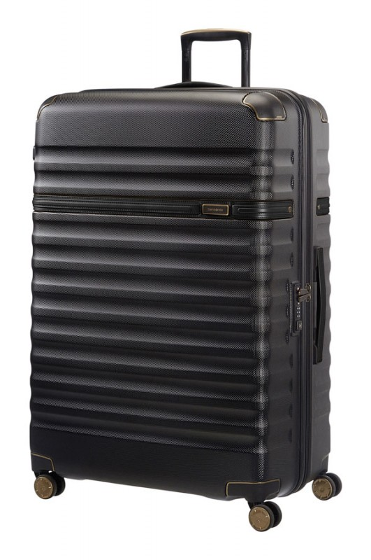 Samsonite SPLENDOR Velký cestovní kufr 81cm (Black)