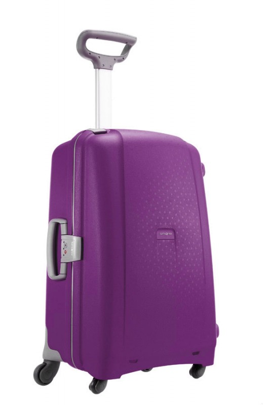 Samsonite SPINNER 68 AERIS Purple