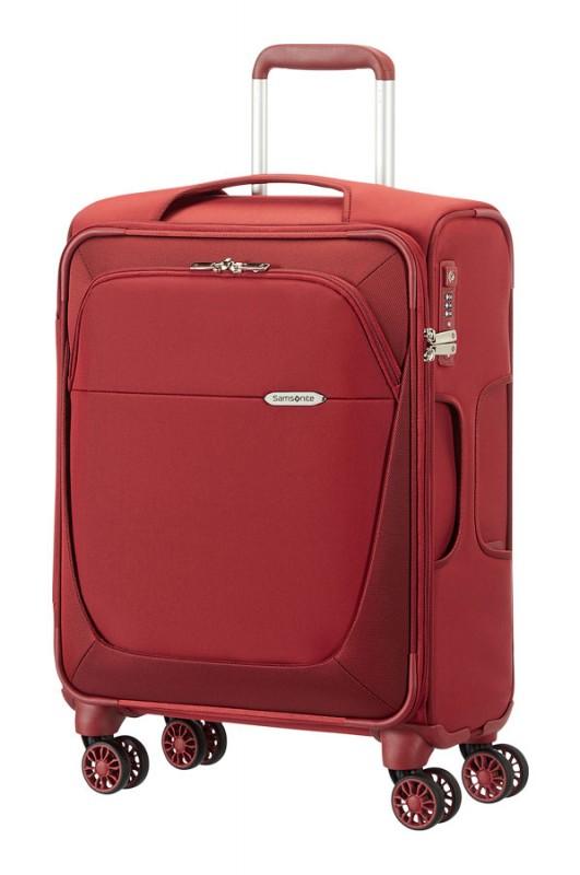 Samsonite B-LITE 3 Spinner 4kolečkový kabinový kufr 55cm (Red)