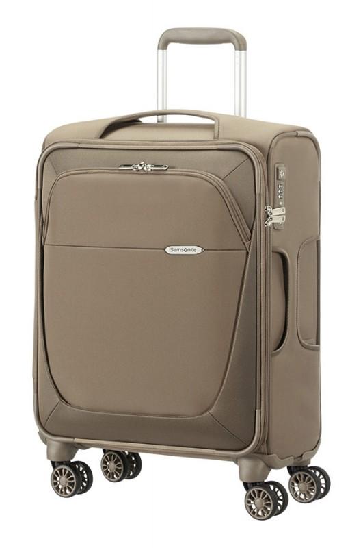 Samsonite B-LITE 3 Spinner 4kolečkový kabinový kufr 55cm (Walnut)