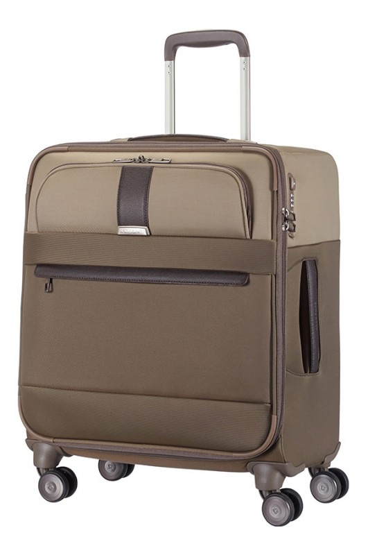Samsonite STREAMLIFE Spinner palubní kufr 56cm (Walnut/Dark Brown)