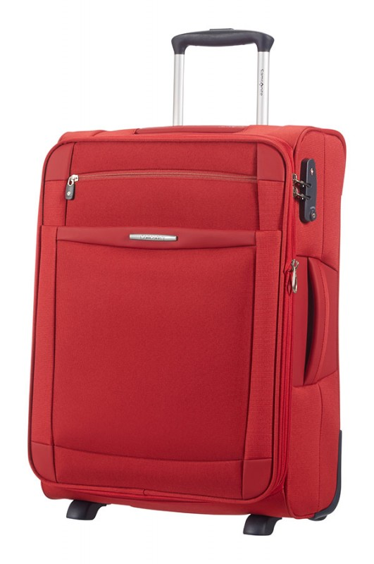 Samsonite DYNAMO Mainstreamový design kufru 55cm (Red)