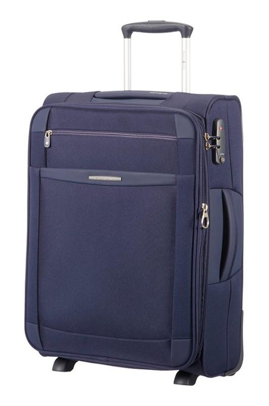 Samsonite DYNAMO Mainstreamový design kufru 55cm (Navy Blue)