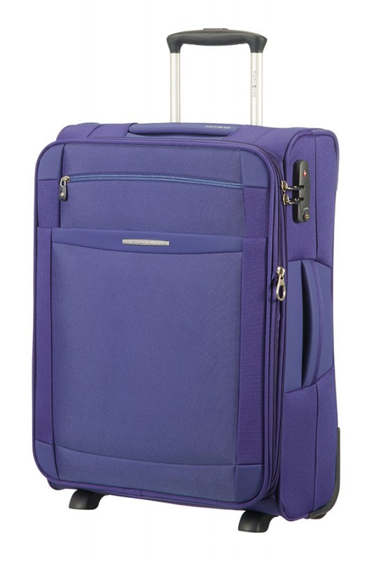 Samsonite DYNAMO Mainstreamový design kufru 55cm (Royal Blue)